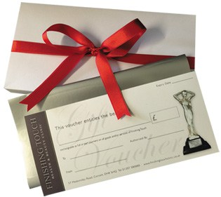 Make Every Occasion Special We Offer Complimentary Ribbon Tied Gift  Wrapping For Any Voucher Or Gift Purchase. For That Extra Special Touch  Have Your ...  How To Make Vouchers