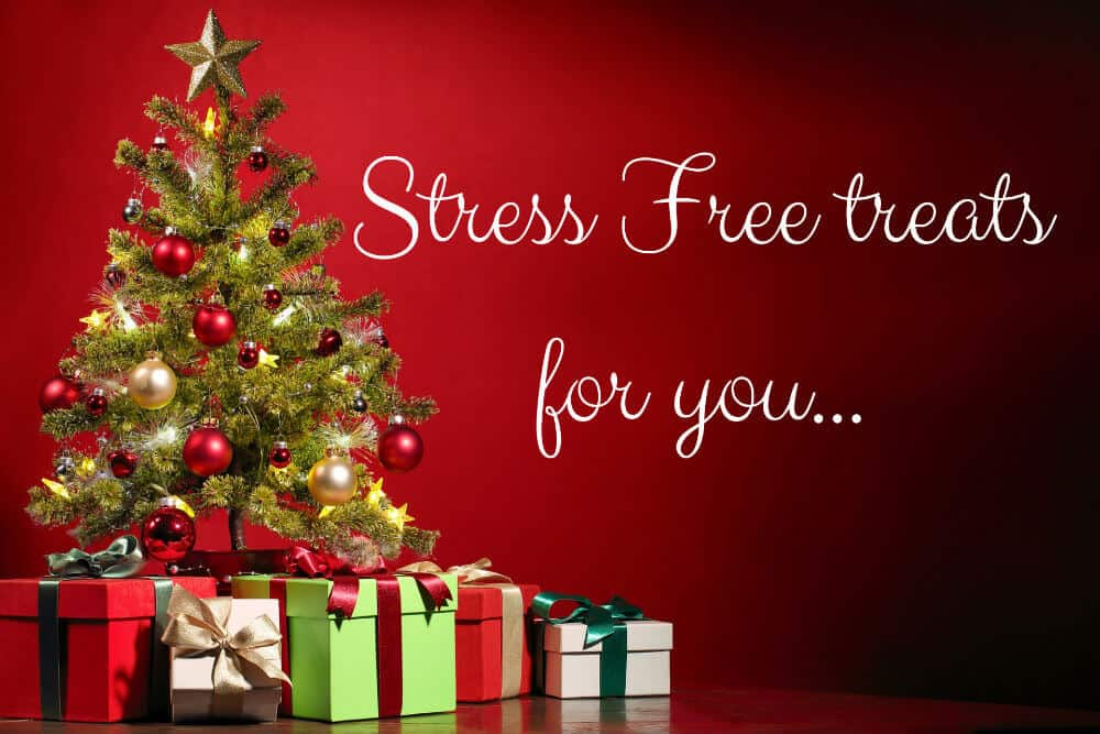 Stress free treats for you